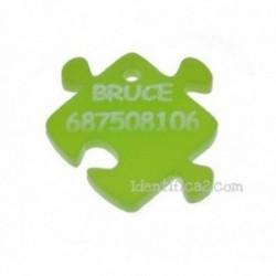 Llavero puzzle ¡¡original, original!!